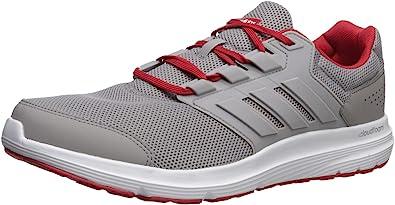 Adidas Galaxy 4 M, Zapatillas de Entrenamiento para Hombre, Rojo Granito Claro, 38.5 EU: Amazon.es: Zapatos y complementos