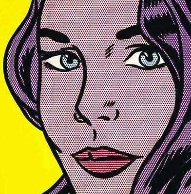 roy lichtenstein girls gagosian gallery
