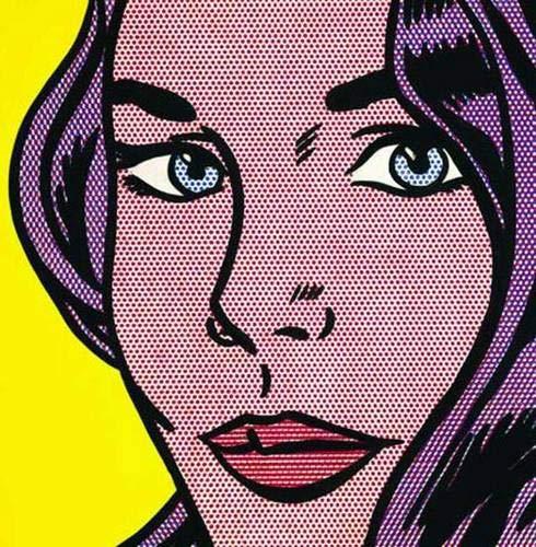 Roy Lichtenstein: Girls (Gagosian Gallery)