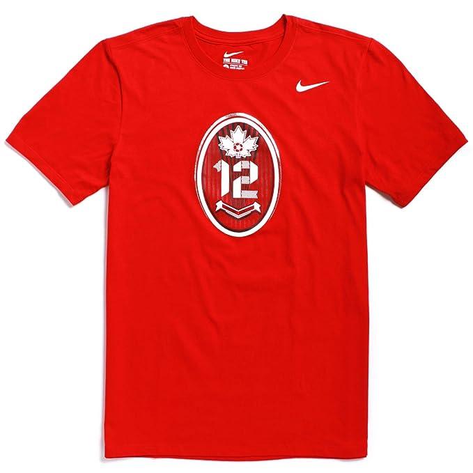 348ef0e3000 Nike Christine Sinclair  12 Team Canada Soccer Hero jersey shirt (L ...