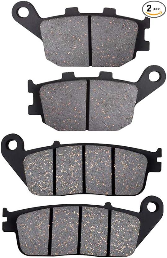 Caltric Rear Brake Disc Rotor for Honda Vtx1300S Vtx1300C Vtx1300R Vtx1300T 2003-2009