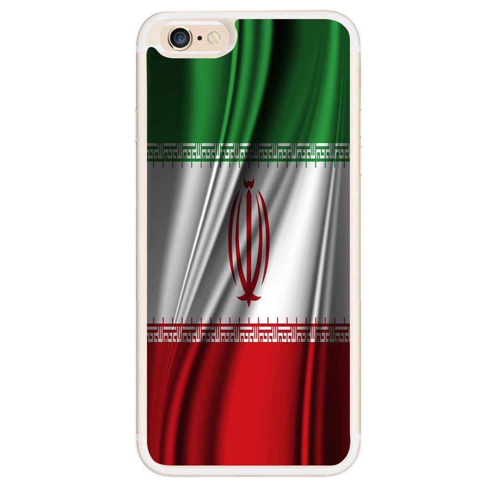 iPhone 6 Plus Case,iPhone 6S Plus Case,Slim Scratch Protective Case Fit for Apple iPhone 6 Plus/6S Plus 5.5 inch Hybrid Hard Back Cover and Soft Silicone Funny Flag of Iraq (Black) vanfanhome yt-sjk-327156P-5.5