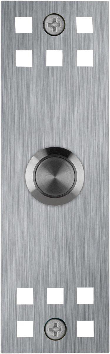Waterwood Craftsman Stainless Steel Doorbell