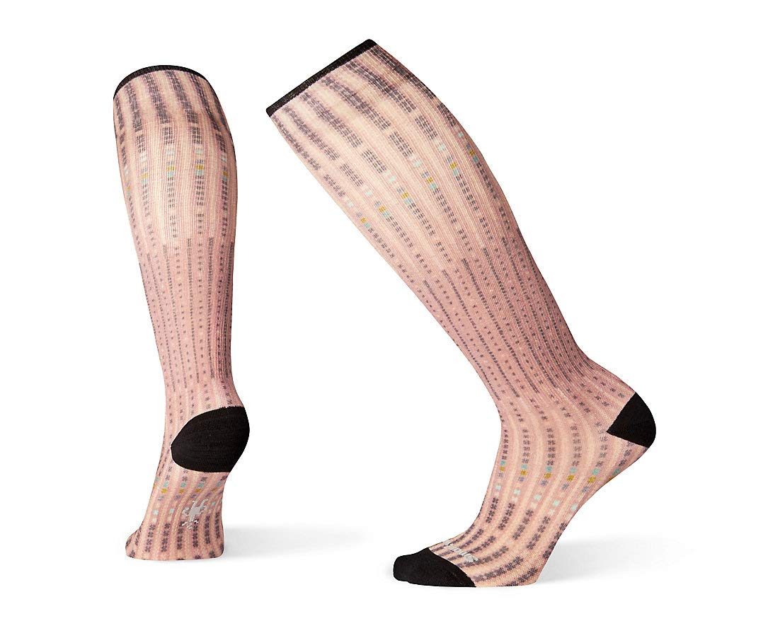 Smartwool PhD Outdoor Light Socks - Women's Virtual Voyager Compression Wool Performance Sock by Smartwool