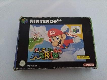 Super Mario 64: Nintendo 64: Computer and Video Games