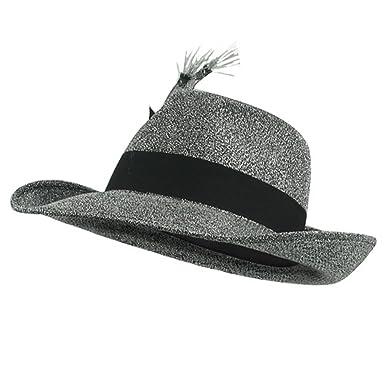 Amazon Com E4hats Com Big Daddy Martini Hat Silver Clothing
