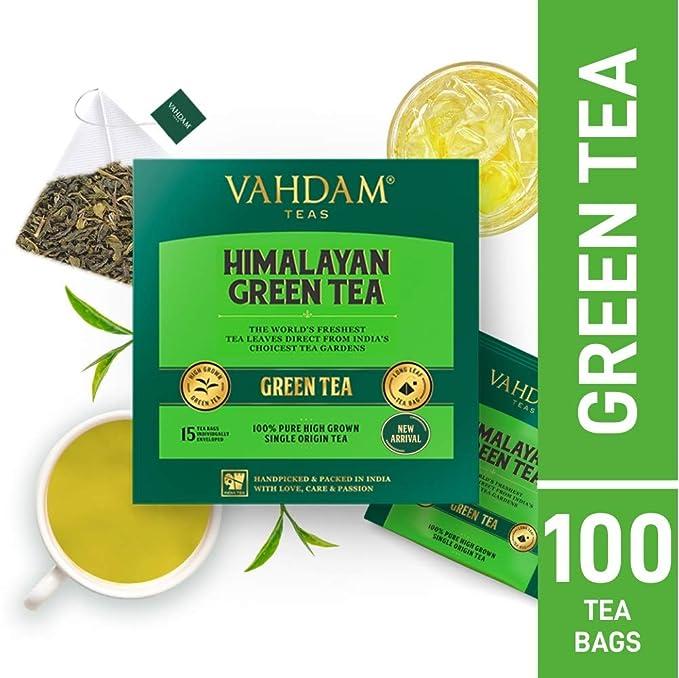 tè verde per la perdita di peso india