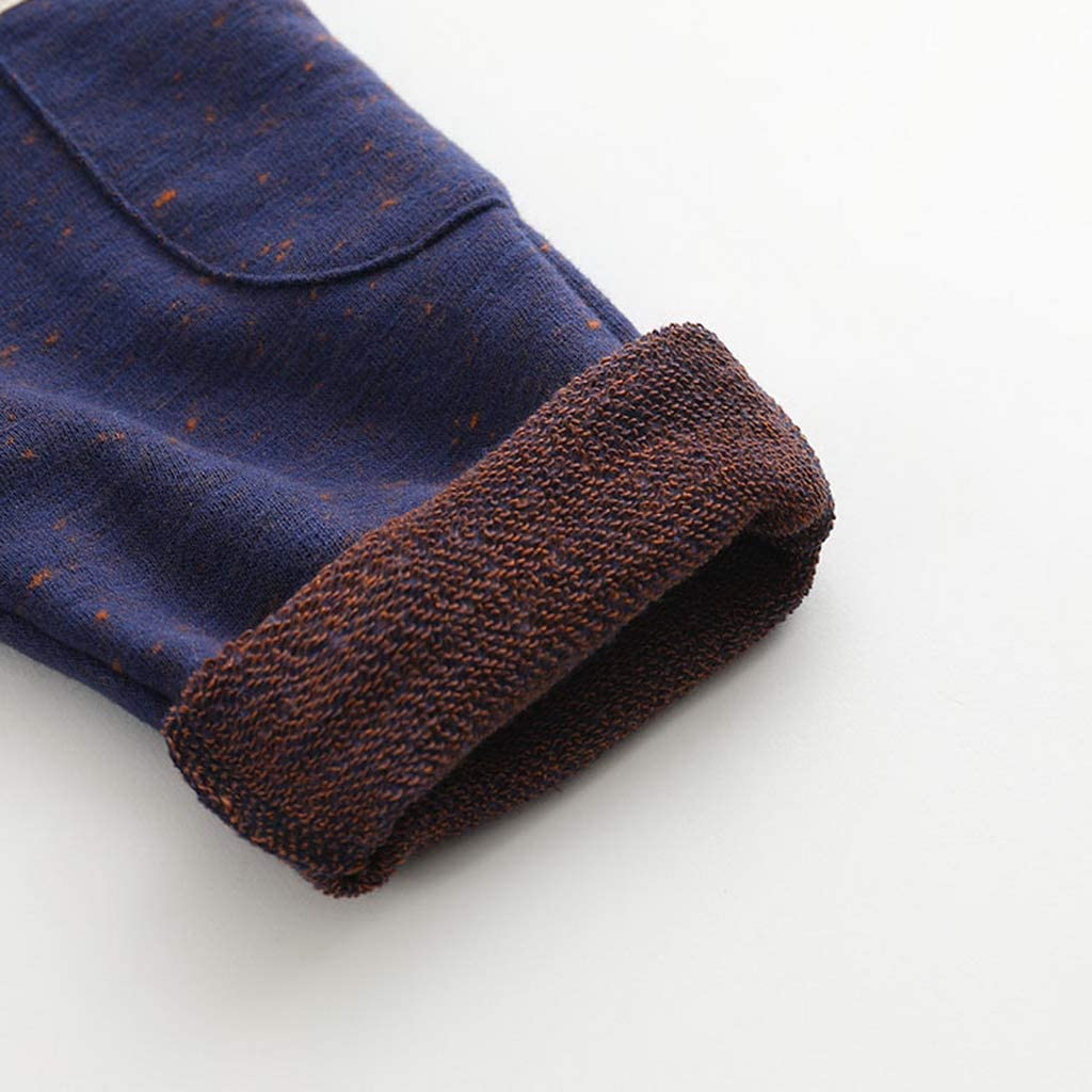 marc janie Little Boys Winter Fashion Haren Pants
