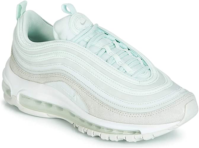 Amazon.com: Nike Mujeres Air Max 97 PRM Zapatos Barely Verde ...