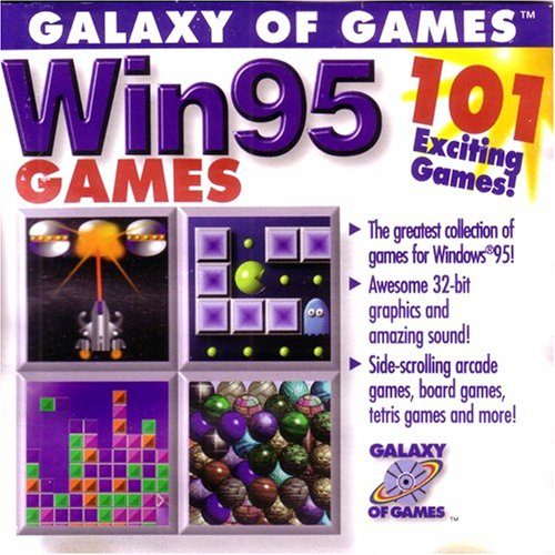 Amazon Galaxy Of Games Win 95 Software