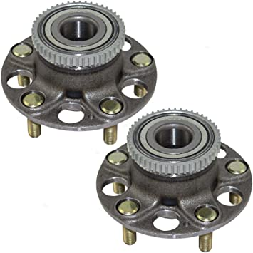 1999 2000 2001 2002 For Volkswagen Jetta Rear Wheel Bearing and Hub Assembly x2