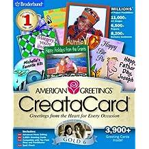 Amazon cddvd american greetings brands software american greetings creatacard gold 60 m4hsunfo
