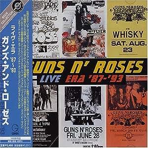 guns n roses live era 8793 amazoncom music