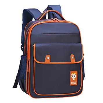 Amazon.com   Kids Boys Backpack Primary Children School Bags Orthopedic For  Class 1-3 Bag   Kids  Backpacks 0cdd7cc2bc