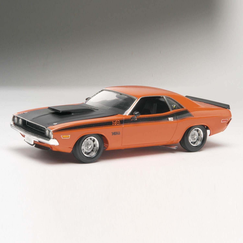 1//24 Revell 1970 Dodge Challenger T//A Interior /& Frame//Chassis Set 2016 Rel