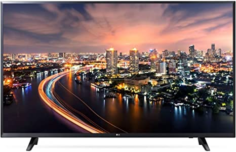 LG 49Uj620V Televisor 49 IPS LCD Direct Led Uhd 4K HDR Smart TV Webos 3,5 WiFi Bluetooth Hdmi LAN USB Reproductor Y Grabador Multimedia: Amazon.es: Electrónica