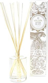 product image for Voluspa Suede Blanc Home Ambience Reed Diffuser, 6 Ounces