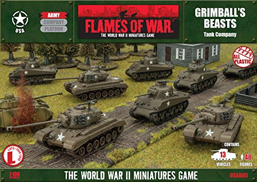 Flames of War: Grimball's Beasts Boxed Set by Flames of War