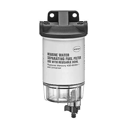 amazon com five oceans fuel water separator filter kit w universal Fuel Water Separator Cross Reference five oceans fuel water separator filter kit w universal ports, 3 8\u0026quot;