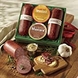 #6: Wild Game Sausages & Mustards from The Swiss Colony