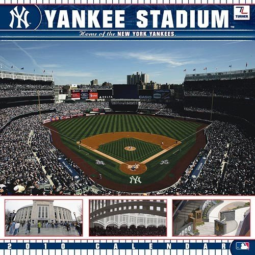 New York Yankees 2010 Yankee Stadium -