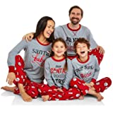 TheFoud Family Matching Christmas Pajama Set Sleepwear Nightwear Homewear