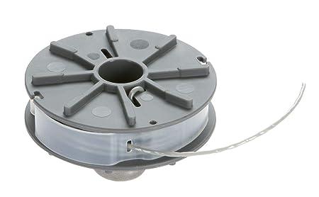 Bobina de hilo de recambio GARDENA: carrete de hilo para desbrozadoras o desbrozadoras turbo (5307-20)