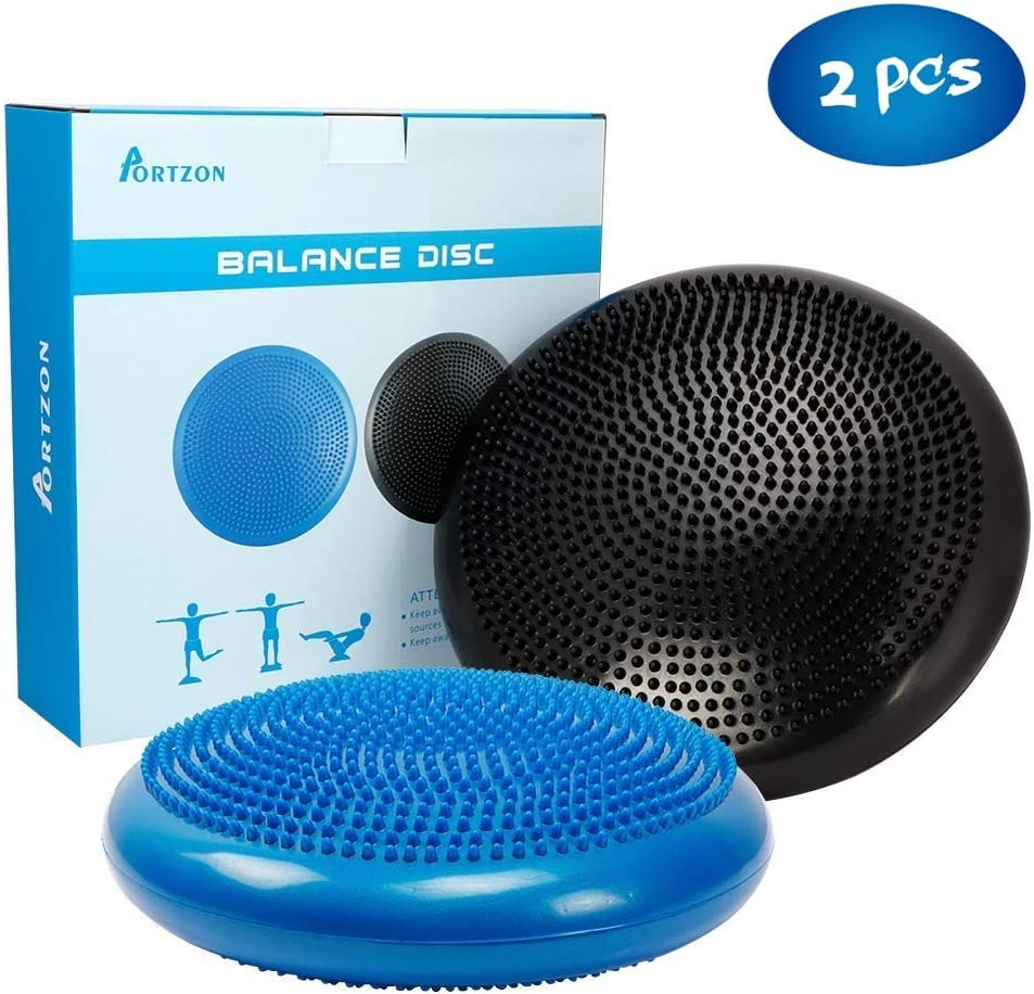 Portzon Inflated Wobble Cushion
