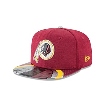 New Era Washington Redskins Draft On Stage 2017 NFL Limited Edition  Snapback Cap M L 9fifty 950 15e8d005b
