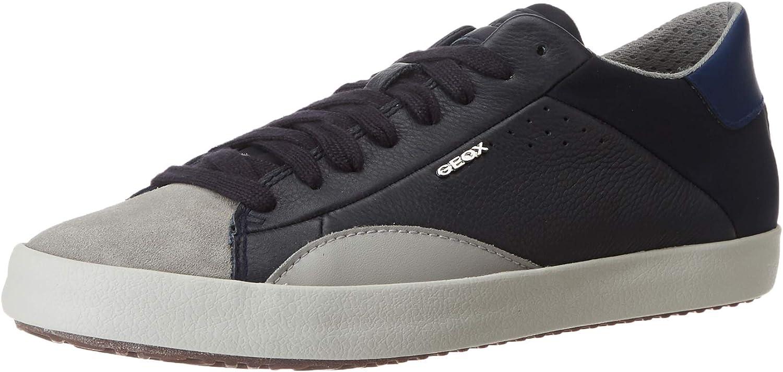 Geox Men's Special sale item U Warley NEW before selling B Sneakers Low-Top