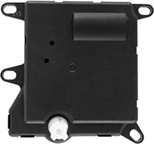 604-213 HVAC Blend Door Actuator Replacement for Ford Expedition 2002-2017, Ford Explorer 2002-2010, Lincoln Aviator & Navigator 2003-2005, Rear Auxiliary AC Actuator