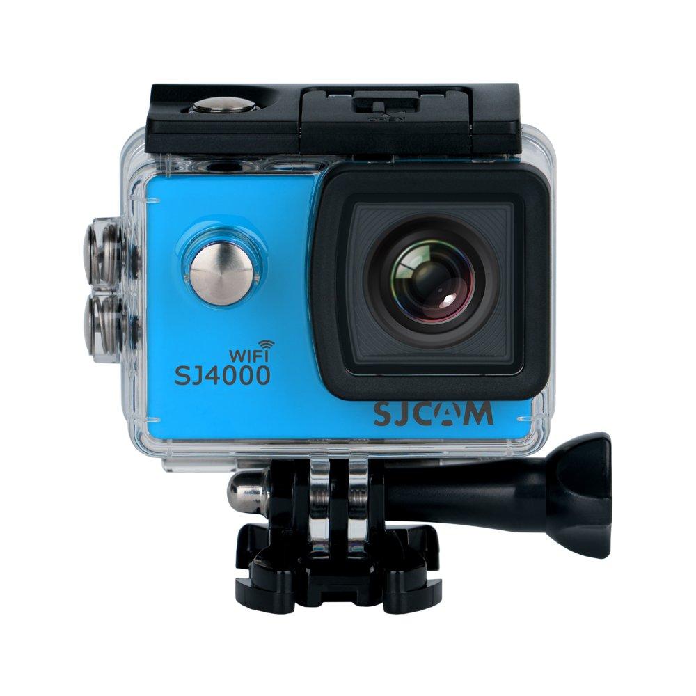 SJCAM SJ4000 WiFi - Videocámara deportiva (LCD 2