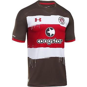 86bc1f861d5 2017-2018 St Pauli Home Football Shirt