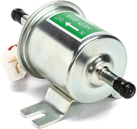ELETTRICO Pompa benzina universale per la benzina diesel CARBURATORE MOTORI