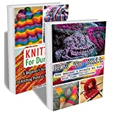 Knitting BOX SET 2 In 1: A Beginner's Guide Including Knitting Patterns With Instructions + Easy Knitting Projects For Kids: (Knitting, Knitting For Beginners, ... Knitting Instructions, Knitting Manual)