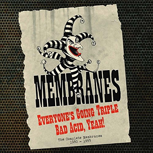Everyone'S Going Triple Bad Acid, Yeah!: The Complete Recordings 1980-1993 /  Membranes