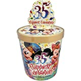 東京 ディズニー リゾート 35周年 Happiest Celebration ! 丸箱 お せんべい ミッキー ミニー ドナルド デイジー ダッフィー 他 お菓子 リゾート限定