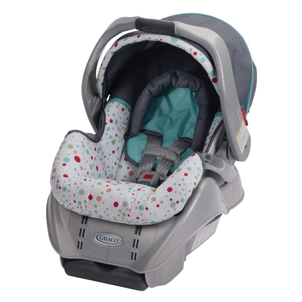 Amazon.com : Graco SnugRide Classic Connect Infant Car Seat, Tinker ...