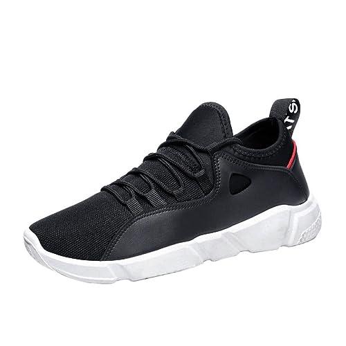 Beauty Top Uomo Sneakers Sportive Scarpe da Viaggio Casuale Scarpe da Corsa Ginnastica Sneakerboots Bordo Sneakers hGdL0H2H
