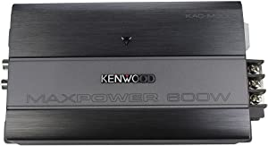 Kenwood KAC-M3004 Compact 4 Channel Digital Amplifier
