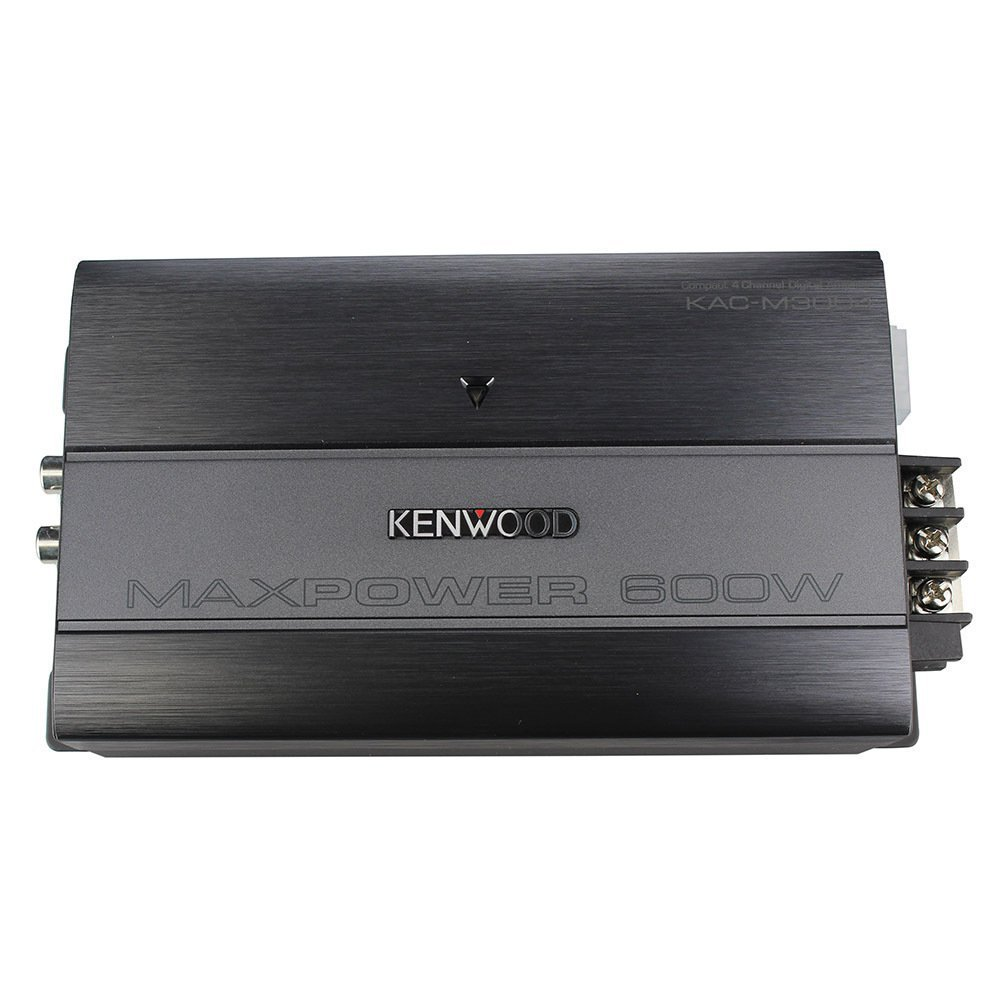 Kenwood 22154656 Compact 4 Channel Digital Amplifier