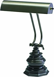 "product image for House Of Troy P10-111-MB Portable Desk/Piano Lamp, 14"", Mahogany Bronze"