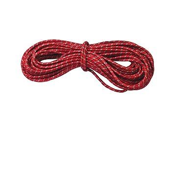 Monoflex Corde extensible en caoutchouc pour b/âche 20 m Noir Corde /à b/âche