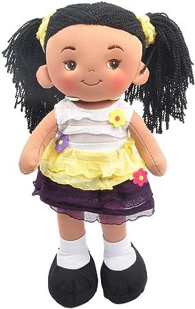 Linzy Plush Aissa (Girl) Soft Ragdoll, 16