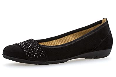Gabor Shoes Gabor Casual Ballerines Femme Amazon Fr Chaussures Et