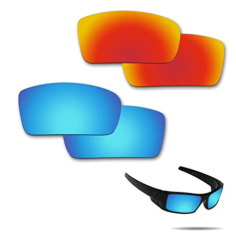 24bf8e56f20 Amazon.com  Fiskr Anti-Saltwater Polarized Replacement Lenses for Oa ...
