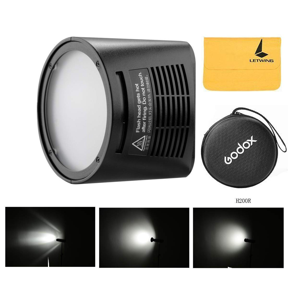 JJC WB-F1 White Balance Filter 100mm Compatible with up to 95mm Diameter Lense