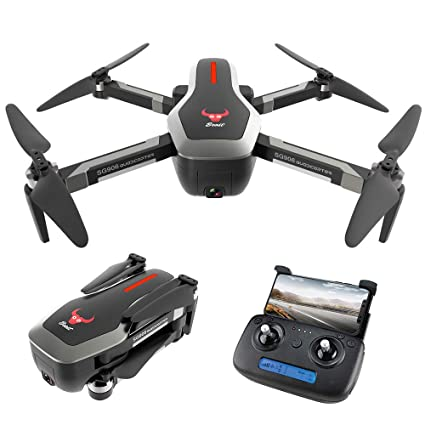 df44622b19637 Amazon.com: GoolRC SG906 GPS RC Drone with 4K HD Front Camera and ...