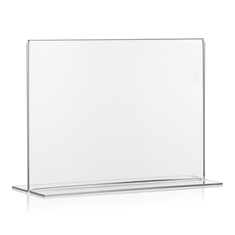 /Expositor de Original Plexiglas DIN A5/net-xpress/ /Expositor de//T//T de funci/ón atril en posici/ón horizontal///