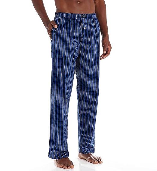 afa7709e Polo Ralph Lauren Men's Woven Stripe PJ Pants